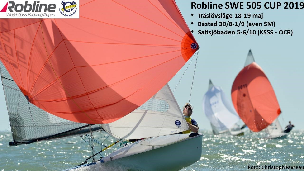 Robline SWE 505 Cup 2019